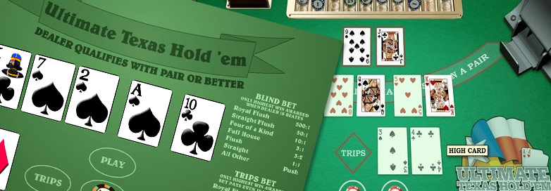 How To Play And Win At Ultimate Texas Hold'em Demo